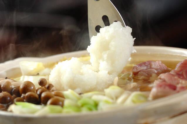 焼餅(しゅうへい)鍋の作り方の手順9