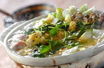 焼餅(しゅうへい)鍋