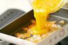 厚焼き卵サンドの作り方の手順2