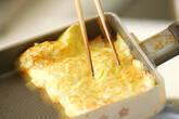 厚焼き卵サンドの作り方3