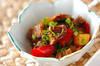 砂肝のピリ辛炒めの作り方の手順
