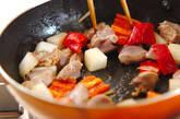 砂肝のピリ辛炒めの作り方5