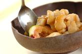 イチジクとホタテのバターソテーの作り方3