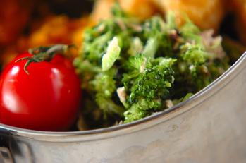 マッシュブロッコリーのサラダ