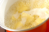ジャガイモの甘辛みそ和えの作り方1