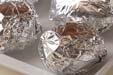 ベイクドポテトの作り方1