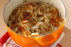 白菜と油揚げの煮物のポイント・コツ1