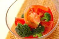 トマトのナンプラー和え