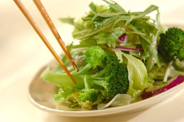 炒めベーコンと豆腐のサラダの作り方の手順7