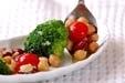 お豆のサラダの作り方1