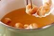 麸のかき玉汁の作り方4