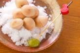 塩炒りギンナン