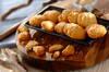 キヌアクッキーの作り方の手順