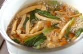 小松菜の煮浸しの作り方4