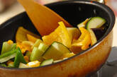 野菜のくったりトマト煮の作り方8