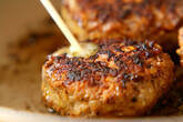 チーズハンバーグの作り方4