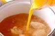 鶏団子スープの作り方5
