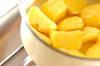 ニンニク風味の粉ふきイモの作り方の手順4