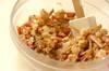 ゴマ風味のポテトサラダの作り方の手順9