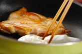 チキンのペタンコ焼きの作り方2