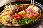 豚のチーズチゲ鍋の作り方9