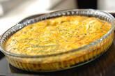 卵とツナのふんわり焼きの作り方5