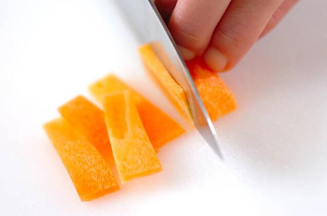 甘辛焼きうどんの作り方の手順3