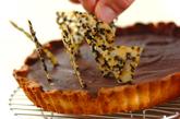 チョコレートタルトの作り方6