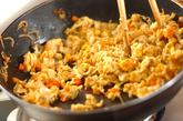 菜の花の混ぜご飯の作り方2