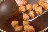 定番!肉団子の作り方10