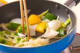 イカのピリ辛炒めの作り方3