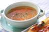 白ネギのスープ