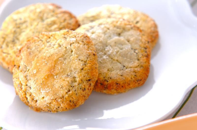 「紅茶クッキー」基本のレシピ