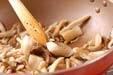 キノコの甘酢炒めの作り方6