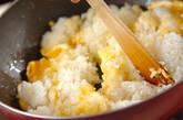 枝豆ガーリックチャーハンの作り方6
