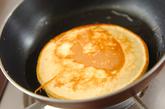 メープルパンケーキの作り方2