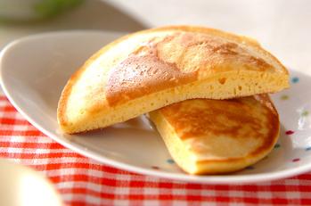 メープルパンケーキ