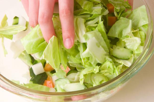 キュウリのサッと漬けの作り方の手順6