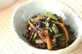 芽ヒジキの炒め煮