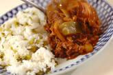 お煮しめの和風カレーライスの作り方4
