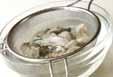 カキご飯の下準備2