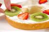 バウムクーヘンケーキの作り方の手順5