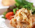 クロタンドシャビニョールと鶏むね肉のオーブン焼き