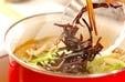 大根のスープの作り方2