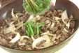 牛肉のサッと煮の作り方3