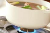 牛肉と大根のピリ辛煮込みの作り方1
