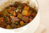 牛肉と大根のピリ辛煮込みの作り方4
