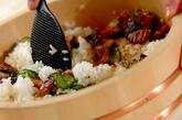 刻みウナギの混ぜ寿司の作り方3