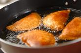 おから入りカレードーナツの作り方5