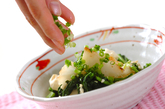 カブと豆腐の塩炒めの作り方3